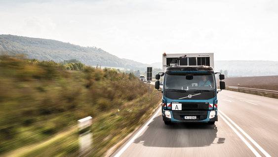 Volvo Used Trucks pass stringent quality tests