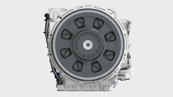 The fuel-efficient I-Shift gearbox